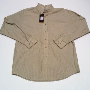 Ariat Pro Series Button Down Shirt Long Sleeve
